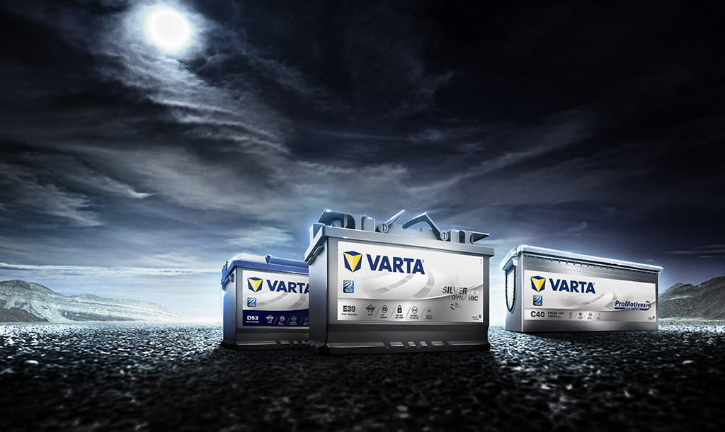 Car Battery Finder Varta