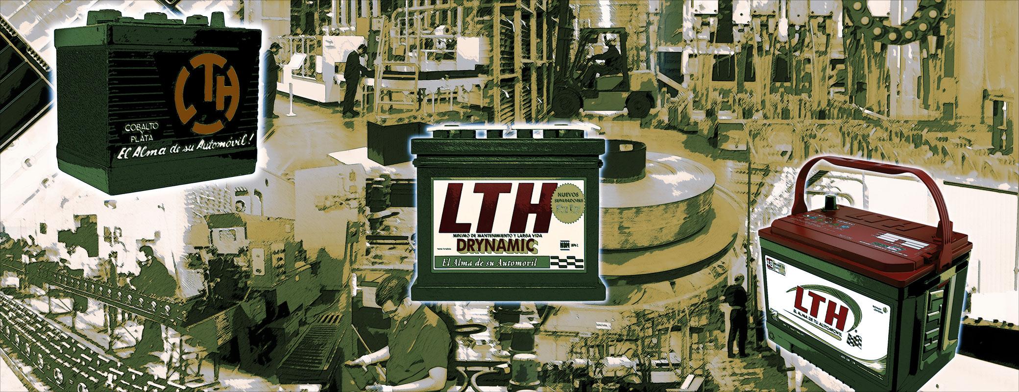 Baterías LTH Historia encuentra lo mejor de Innovación en Acumuladores LTH Teconología